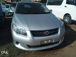 Toyota Fielder clean fully loaded silver 2010model hire purchase accep