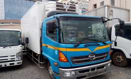 Hino Ranger Refrigerated, 7900cc, 2009, diesel, manual, leather, kch