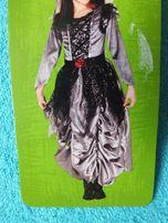 bef70882f9f7eb Nowy strój kostium przebranie Dama 110 - 116 halloween