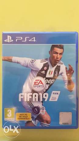 Fifa19 with ultimate team account for only 100.000LL