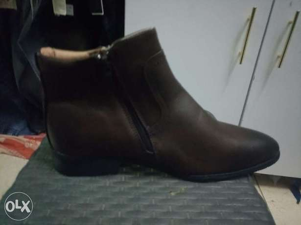 Brown Official male shoes Ruaka - image 2