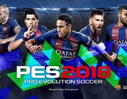 PES 2018 for PS3/PC/XBOX