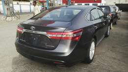 2012 Toyota Avalon Limited.