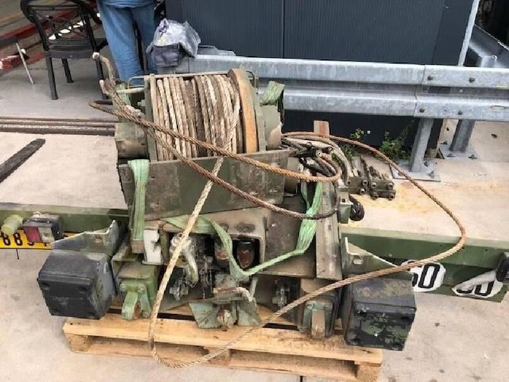 samiia - hydraulic winch 8 tons