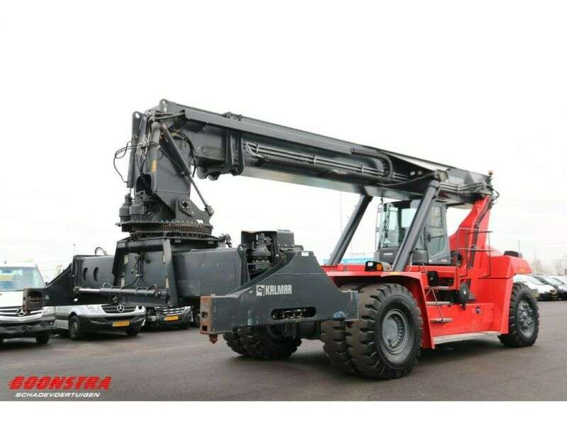 Kalmar Drg 450-60s5m Reachstacker 45.000 Kg - 2018 - image 2