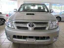Toyota Hilux 3.0 D4D Raised body