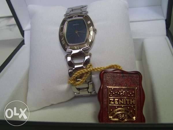 Original Zenith Caprice quartz ladies watch - New in box