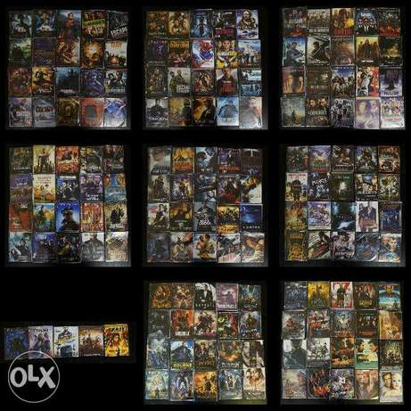DVD Movies (for both gender)