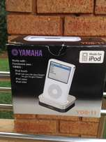 Yamaha YDS-11 iPhone cradle for Yamaha Audio visual amlifiers