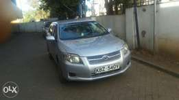 Toyota Fielder 2007 Model