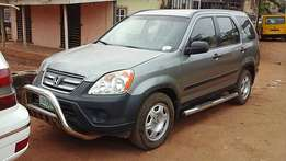 Honda CRV (2005) No issue