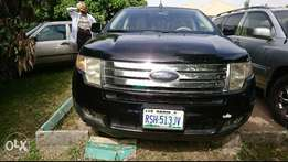 Clean Ford Edge 2008 model for quick sale