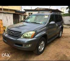 2004 Tokunbo Lexus GX470 For Sale 4.7M