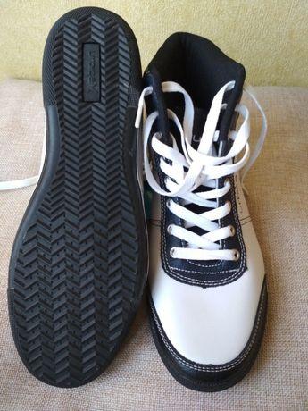 ace99495b Новые кожаные мужские кроссовки: 800 грн. - Мужская обувь Григоровка ...