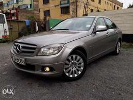 Mercedes C200 Kba 07 Model Sale