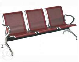 Quality Wine-Red 3in1 Airport Waiting Chair4