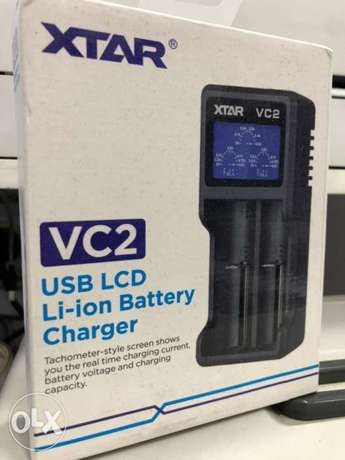 Battery Charger Universal