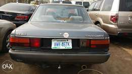 Registered Toyota Camry 1994