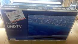 55 inch Samsung Smart Curved Ultra HD 4K led TV,