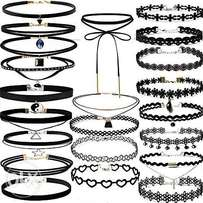 Wow don't miss dis 22 pieces of necklace for get now 2,922 hurry up