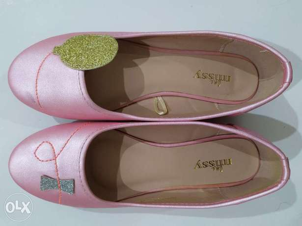 NEW Pink GIRL'S ballerina SHOES for sale
