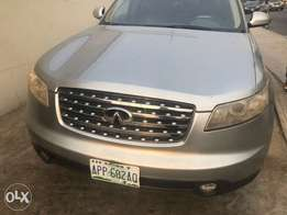 very neat cheap nigeria used Infiniti Fx 35