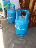 Mid Gas cylinders