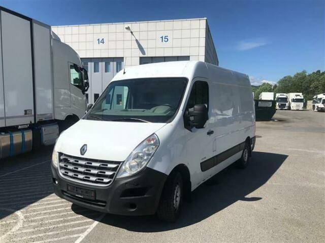 Renault MASTER 125DCI SOON EXPECTED 4X2 MANUAL EURO - 2010