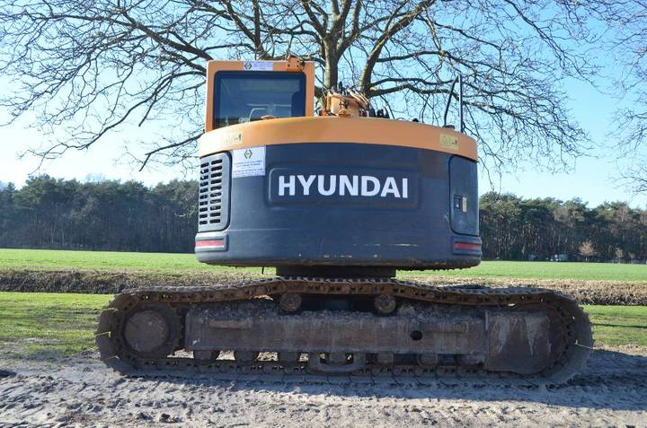 Hyundai Robex 145 Lcr-9 - 2013
