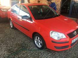 2006 Red VW Polo 1.6 For Sale