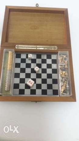 Chess boards from DAL NEGRO ITALIAN