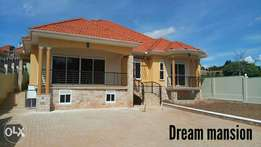 Extra mile finishes house for sale in kira with ready title.