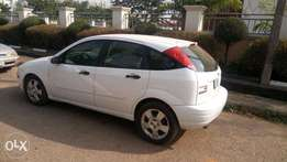 Clean Ford Focus 2005