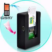 GSM Voice Activate Device 2G Sim Card Spy Ear Bug Listening Device