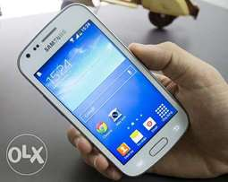 Samsung galaxy Trend plus,3k