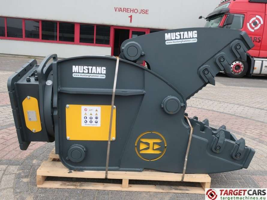 Mustang Hammer RH20 Rot.Crusher Pulverizer Shear 15~22T