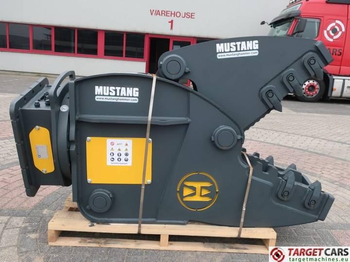 Mustang Hammer RH20 Rot.Crusher Pulverizer Shear 15~22T