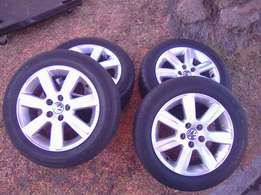 Vw polo 6 rims