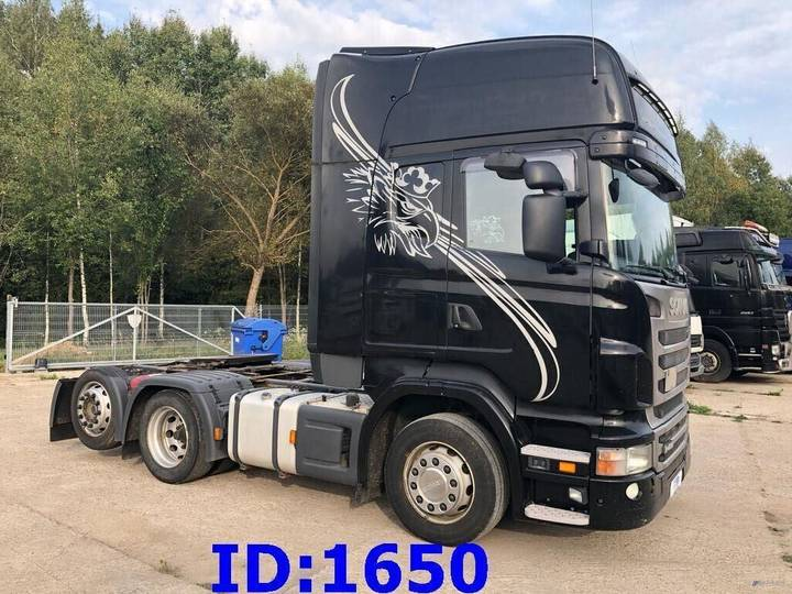 Scania R480 - 2011