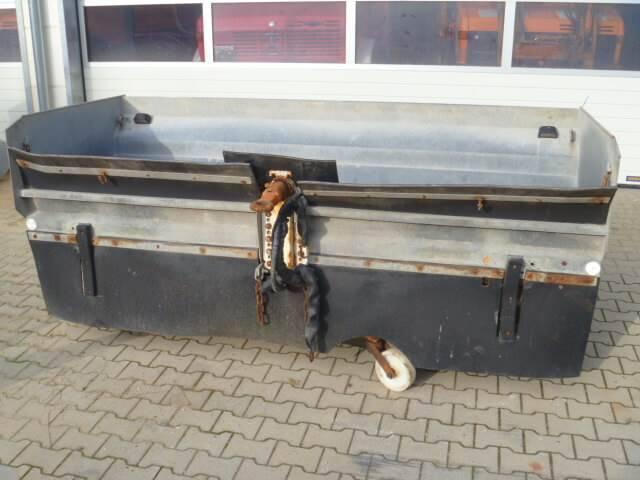 Unimog Salzstreuer Straßmayr B 10 St-l - 2001