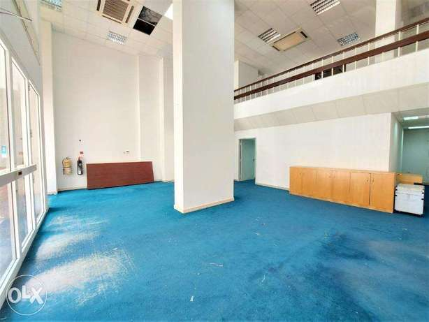 Spacious Showroom with basement in CBD