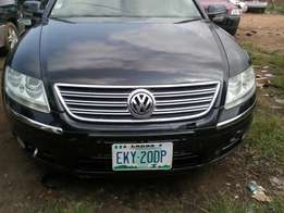 Excellently used 2008 Volkswagen Phaeton for sale