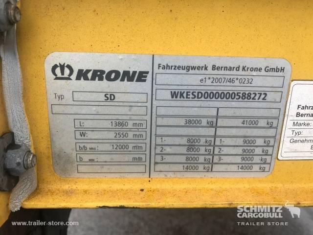 Krone Curtainsider Standard - 2013 - image 15