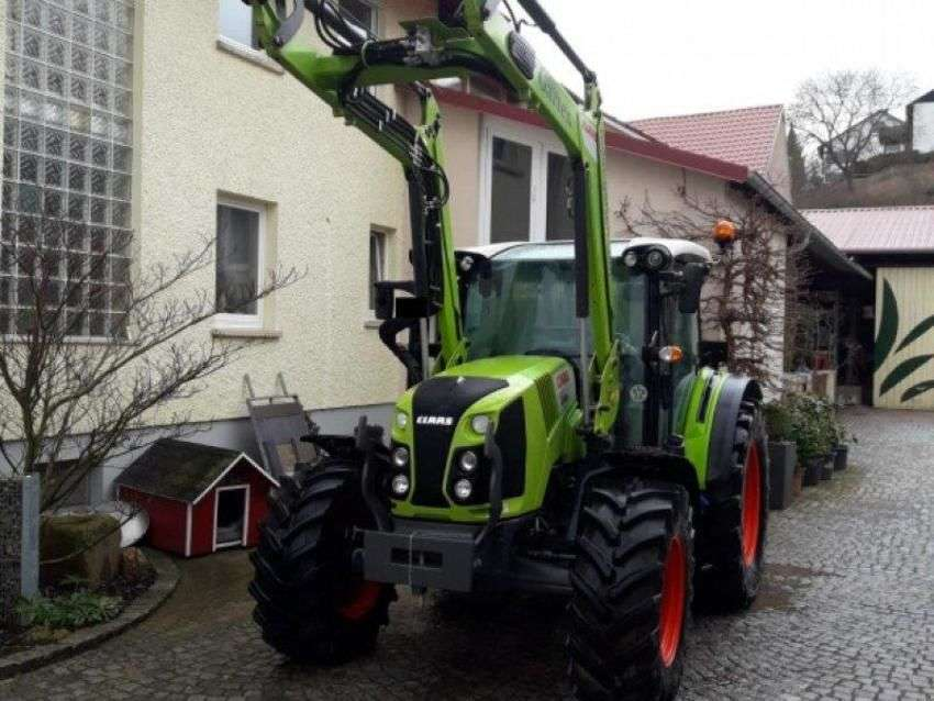 Claas arion 420 - 2017 - image 4