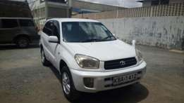 Toyota rav4 2003 auto 2000cc 4wd super clean buy and drive