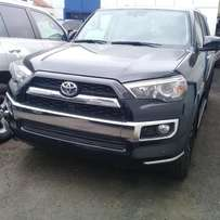 2016 Toyota 4runner Limited - N22.9M