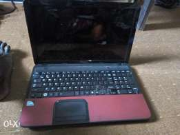 Toshiba laptop very neat, 5hrs plus backup