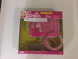 Barbie electronic glam diary magic Jewels Joural girls gift toy