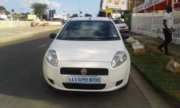 2011 Fiat Punto 1.4 Easy Still In A Very Good Condition For Sale