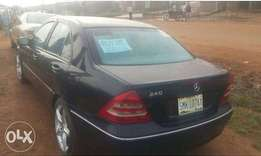 Super Clean 2004 Mercedes-Benz C240 First Body Nothing to Fix